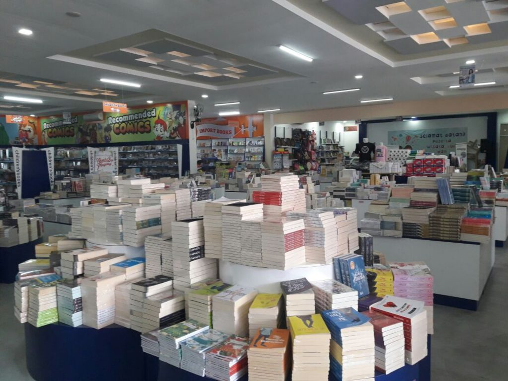millennia bookstore