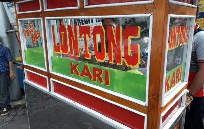 Lontong Kari, Menu Sarapan yang Enak di Kota Bandung