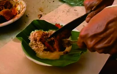 Lezatnya Kuliner Khas Pati di Warung Nasi Gandul Romantis HS Sardi