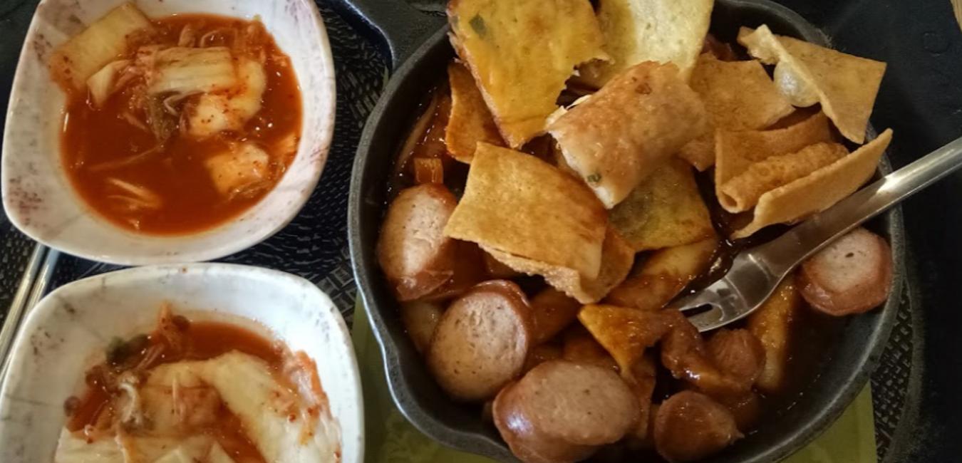 Mujigae Margo City, Restoran Korea yang Cocok dengan Lidah Lokal
