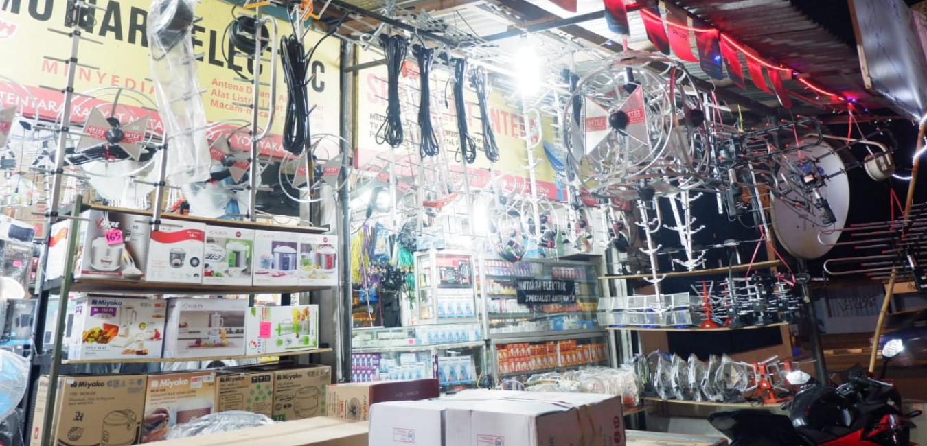 Toko Mutiara Electric, Menyediakan Kebutuhan Kos Termurah di Jogja