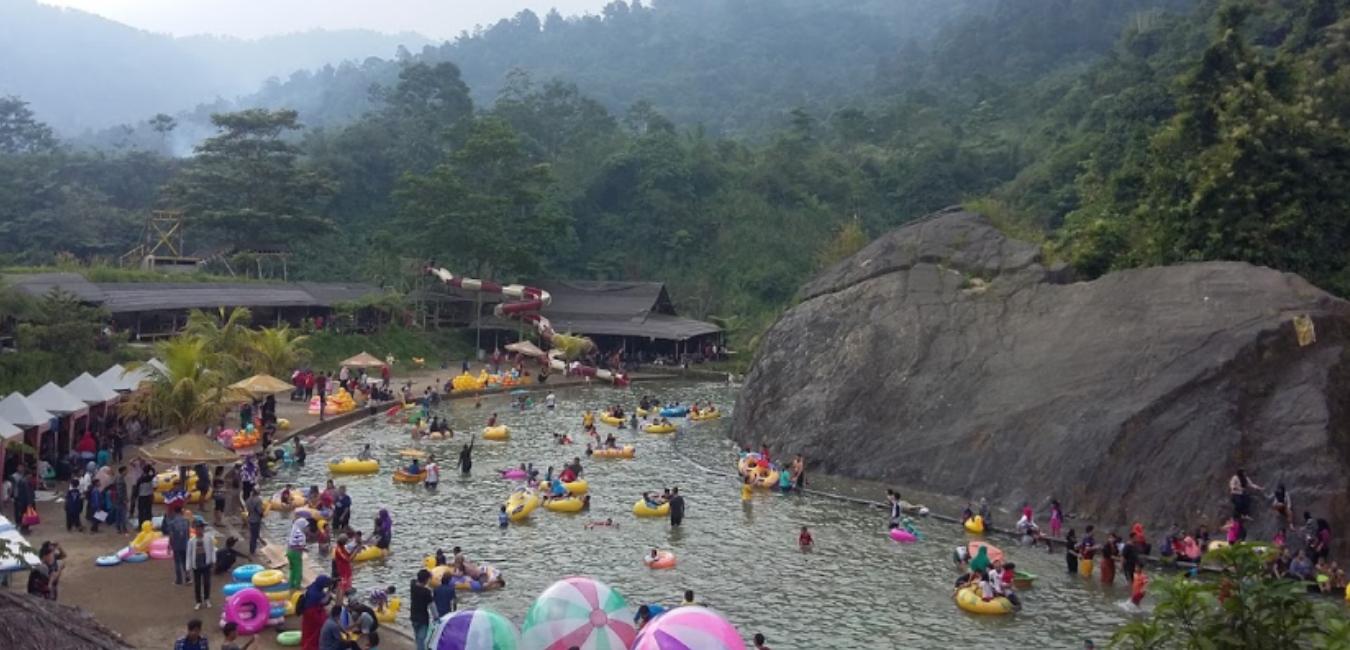 Sentul Paradise Park: Tiket Masuk, Air Terjun Bidadari dan Alamat