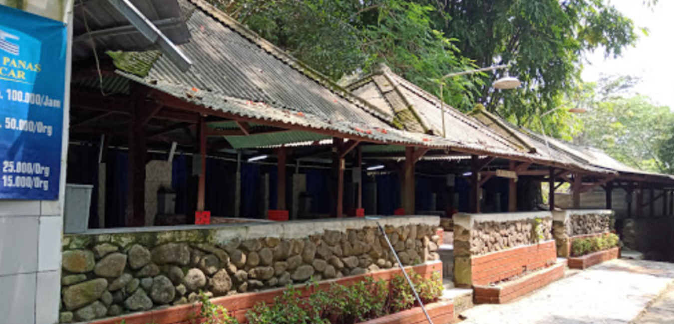 Pemandian Air Panas Gunung Pancar: Tiket Masuk, Fasilitas dan Lokasi