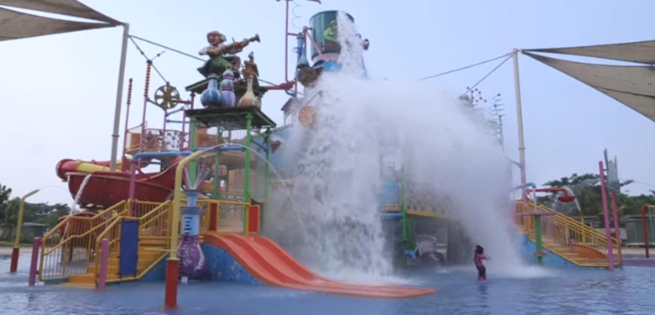 Go Wet Grand Wisata: Harga Tiket, Wahana, Fasilitas dan Lokasi
