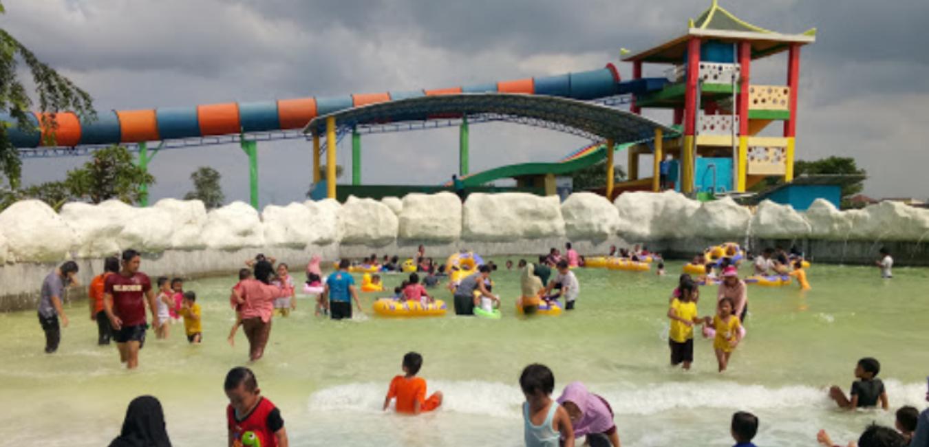 Puri Nirwana Waterpark Cikarang: Harga Tiket, Wahana dan Lokasi