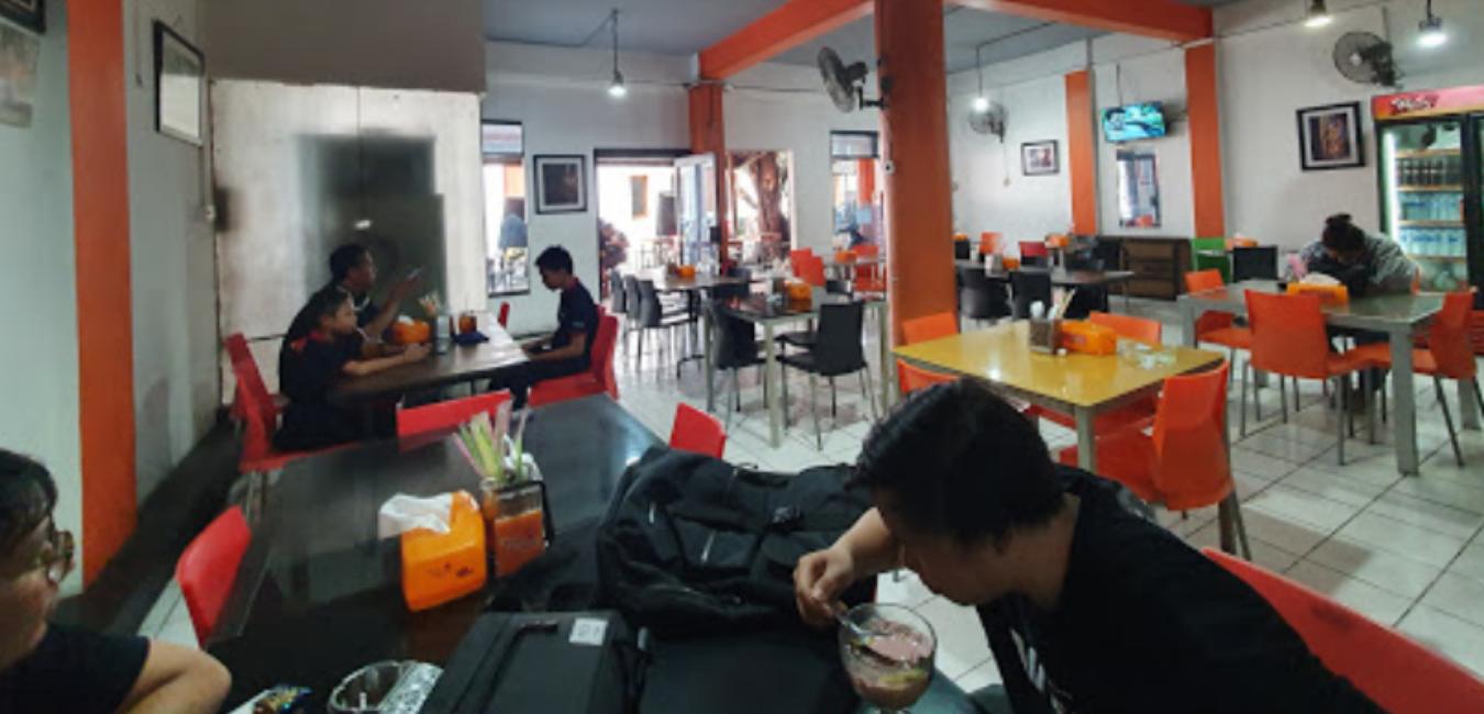 Nongkrong Asyik di Kantin Mega Rasa Jakarta: Menu, Harga dan Alamat