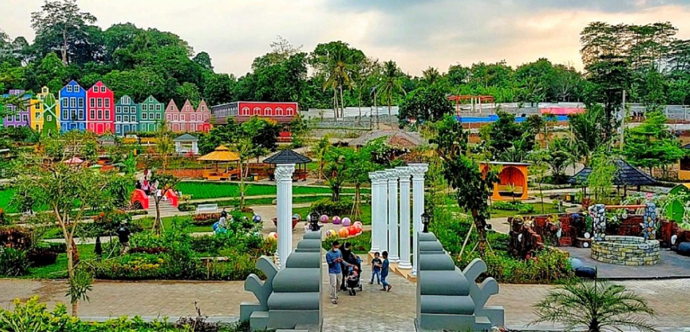 Taman Wisata MBS Serang Banten: Tiket Masuk, Fasilitas dan Lokasi