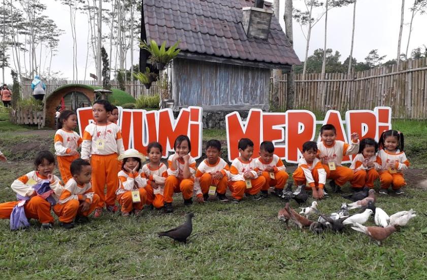 Agrowisata Bhumi Merapi: Harga Tiket, Fasilitas dan Lokasi