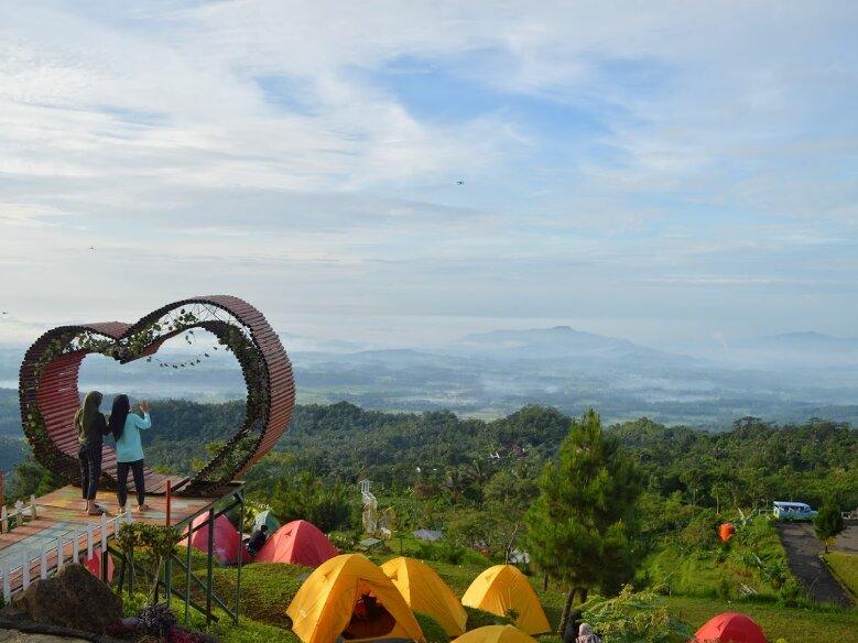 Wisata Germanggis Banyumas, Murah tapi Panoramanya Maksimal