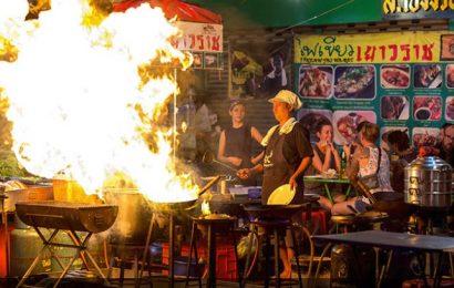 Jangan Ragu, Ini 5 Rekomendasi Street Food Thailand yang Enak