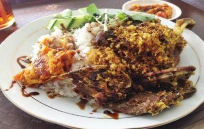 Menyantap Nasi Bebek Sinjay yang Enak, Kuliner Asli Madura