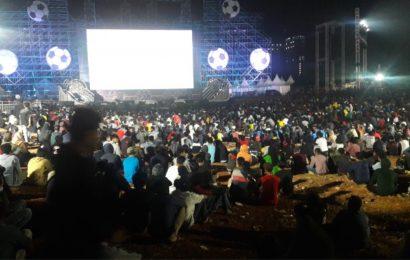Nobar Final Piala Dunia 2018 Jakarta
