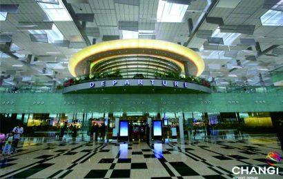 Yuk Tengok Fasilitas Changi Airport, Bandara Terbaik di Dunia 2018
