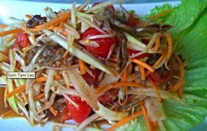 Som Tam, Salad Khas Thailand yang Populer di Tanah Air