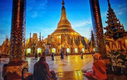 Pagoda Shwedagon, Destinasi Wisata Nomor Wahid di Myanmar