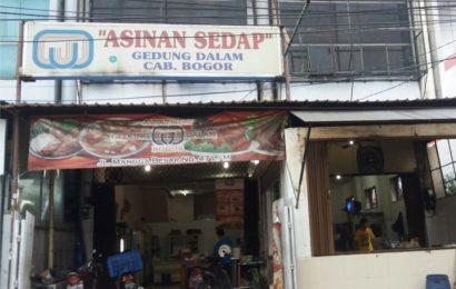 Asinan Sedap Gedung Dalam, Oleh-oleh Legendaris dari Kota Bogor