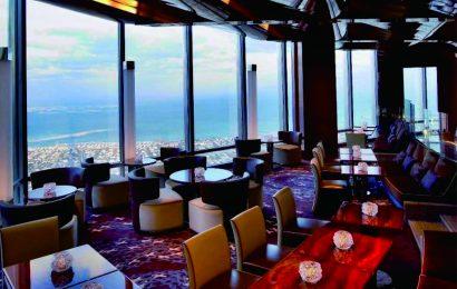 Restoran At mosphere, Restoran Mewah di Ketinggian Dubai