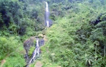 Menikmati Destinasi Wisata Alam Terbuka di Curug Pletuk Banjarnegara