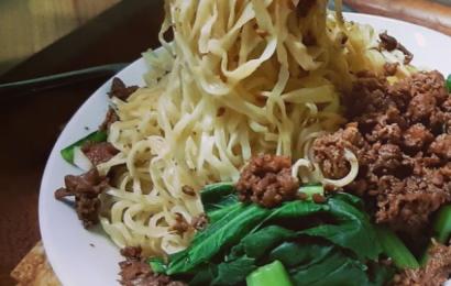 Mie Ayam Sido Mampir H. Ngatimin: Paling Favorit di Kota Bogor!