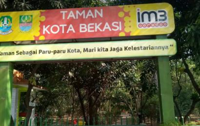 Menengok Taman Kota Bekasi, Paru-Paru Kota yang Sejuk dan Rindang