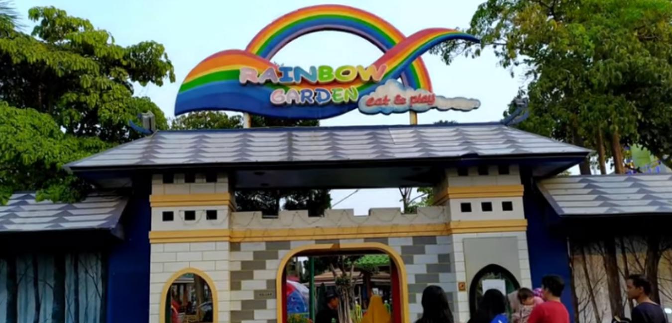 Wisata Rainbow Garden Bekasi: Tiket Masuk, Wahana dan Lokasi