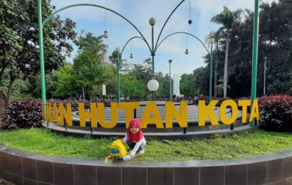 Menikmati Sejuknya Hutan Kota Bekasi di Tengah Panasnya Perkotaan