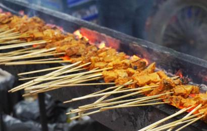 Tempat Makan Enak Sate Padang Ajo Ramon: Menu, Harga dan Alamat