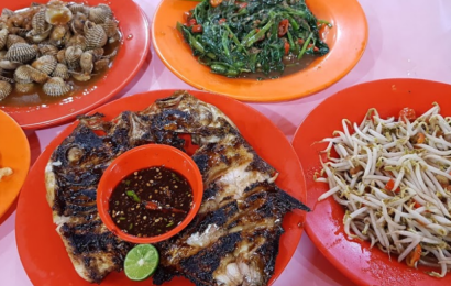 Seafood Mulyono 94 Kalimati, Penggemar Seafood Wajib Mampir!