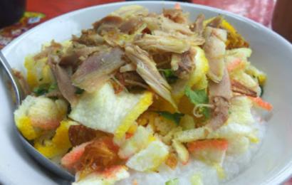 Bubur Ayam H Jewo Menteng, Teman Sarapan Paling Maknyus!