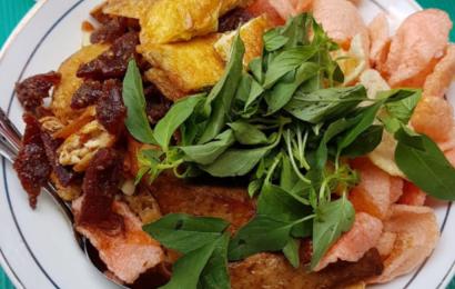Nasi Ulam Misjaya, Kuliner Khas Betawi Lezatnya Tak Tertandingi