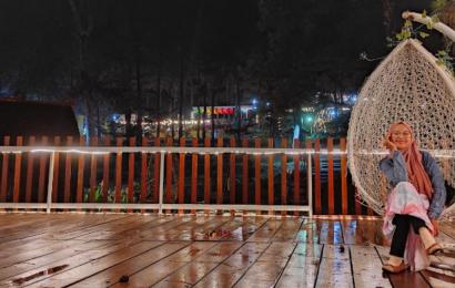 Wisata Clirit Tegal, Spot Instagramble di Tengah Hutan Pinus